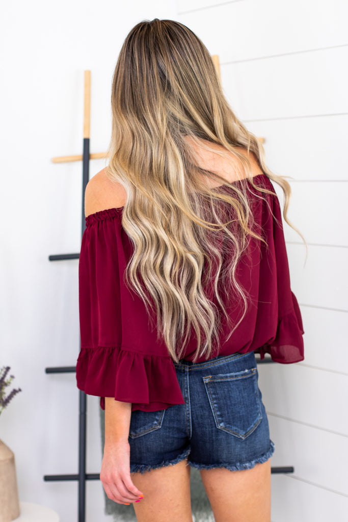 Boho Beauty Knit Sweater