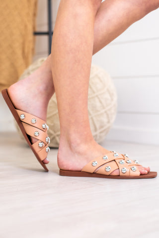 Leafy Love Cut Out Wedge
