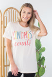 Kindness Counts Graphic Tee