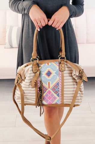 Western Crossbody Purse