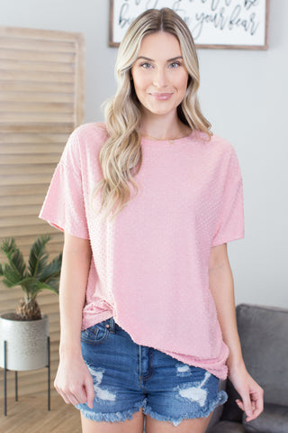 Enchanted Ruffle Sleeve Top