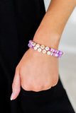 Mama And Mini Beaded Bracelet Set - 3 Colors