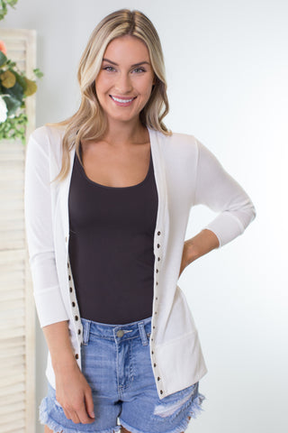 Urban Cozy Knit Cardigan