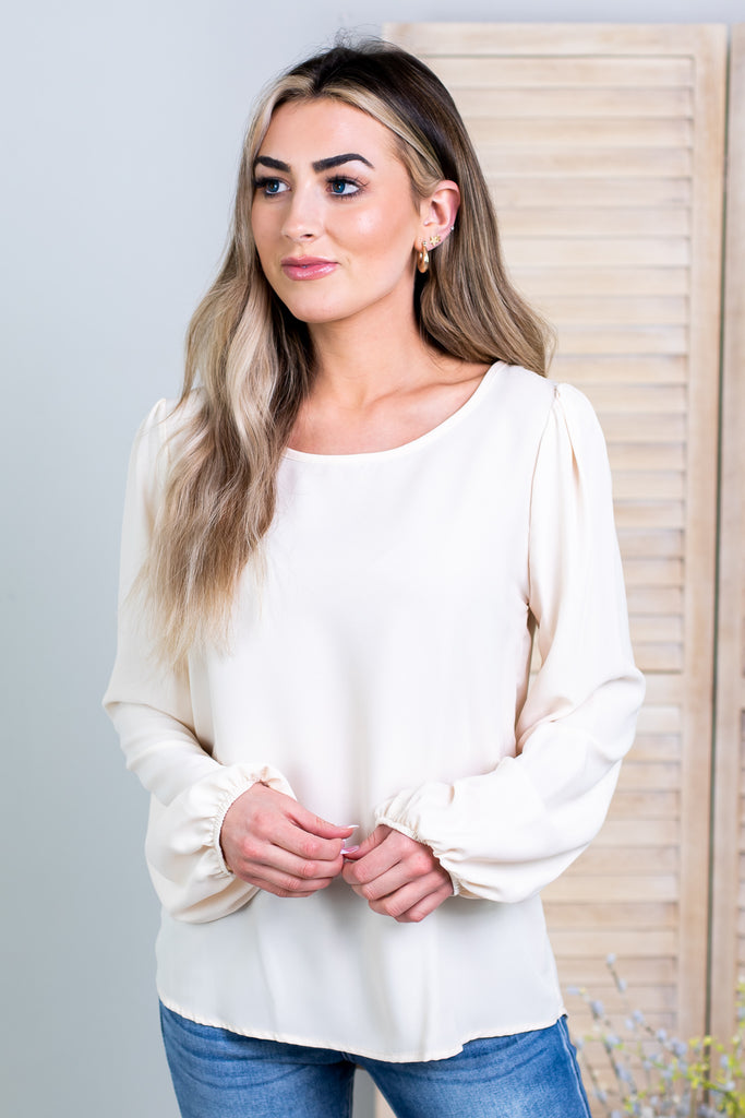 Justeene Long Sleeve Top