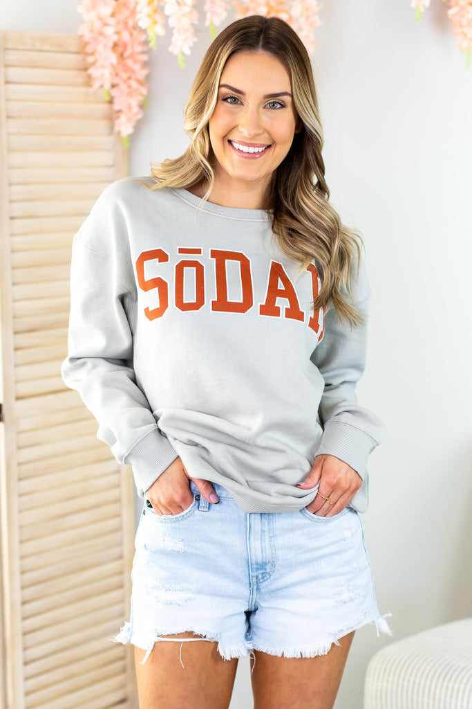 So Dak Crewneck Sweatshirt