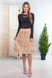 Princess Lace Skirt