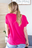 On The Go Pocket Tee- 4 colors!