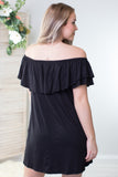 Spring Breeze Off The Shoulder Dress- New Color!!!