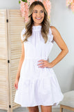 Clara Tiered Ruffle Dress