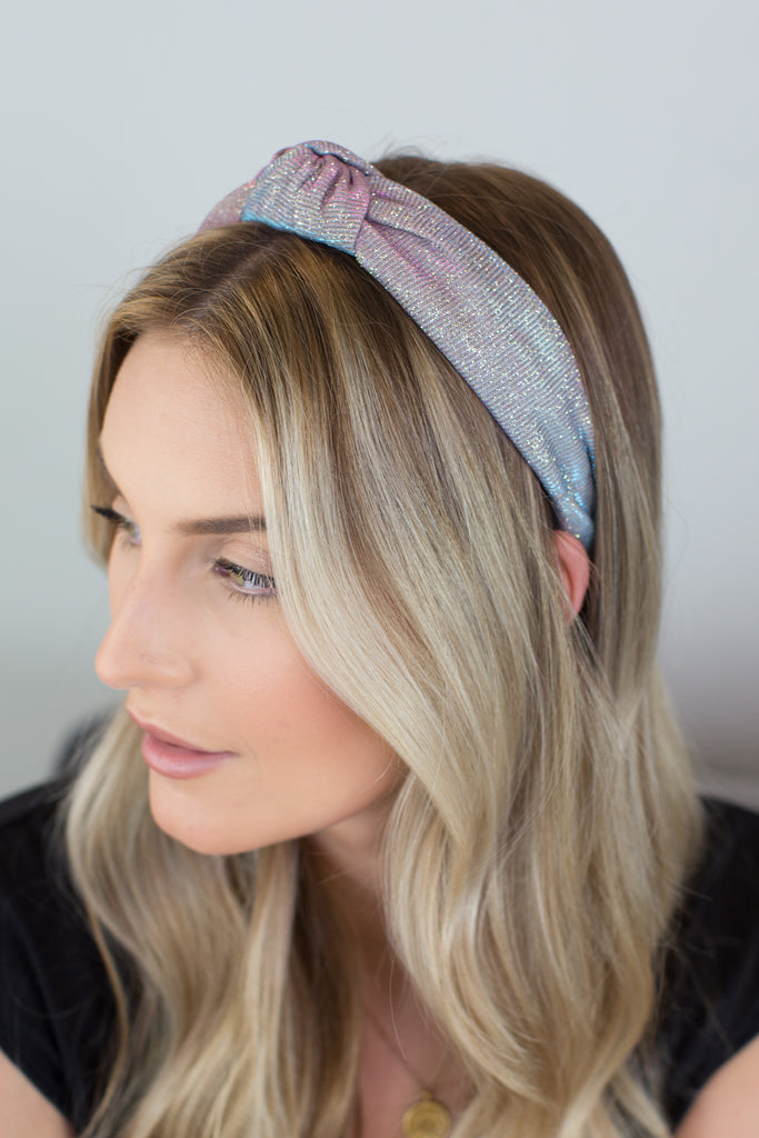 Shine Knot Headband