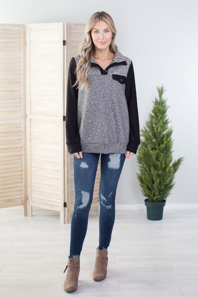 Winter Must Have Pullover