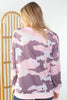 Over The Rainbow Camo Top- 2 colors!