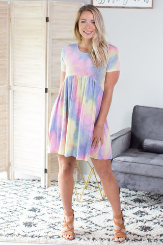 Island Life High Low Dress