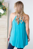 Vacation Bound Crochet Tank