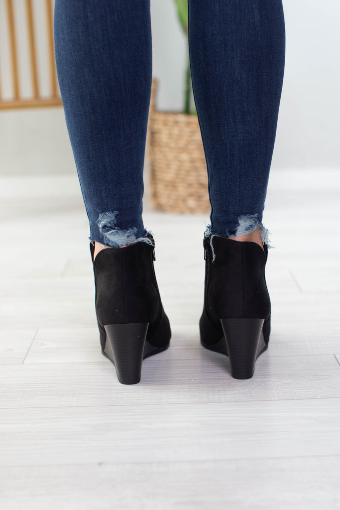 Betty Heeled Booties