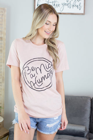 Fun In The Sun Crew Neck Tank- 6 colors!