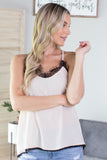 Secret Life Lace Cami