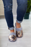 Twinkle Toes Sequin Slippers