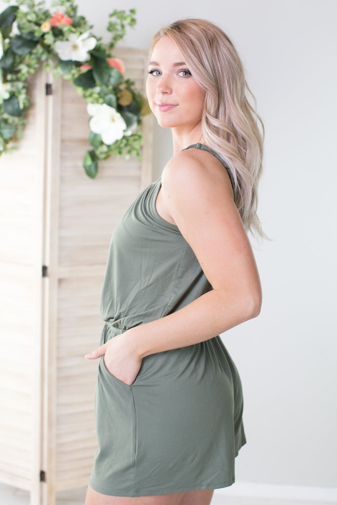 Boardwalk Romper - 4 Colors