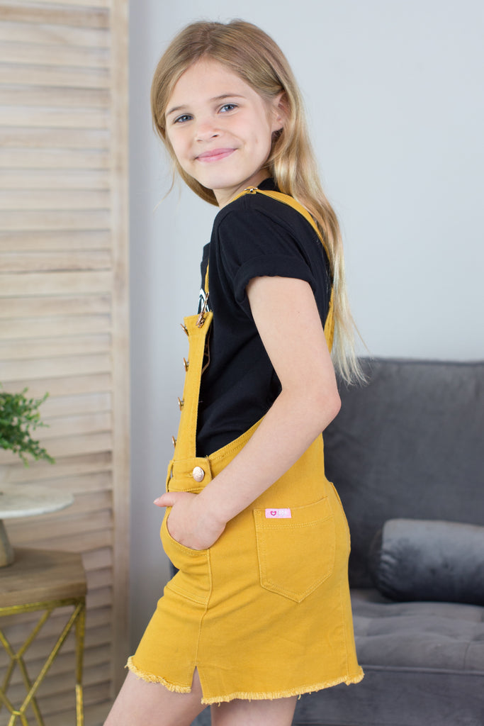 Kids- Everyday Must Have Overalls- 2 colors!