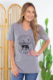 Support You Local Rancher Graphic Tee