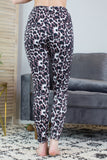 Leopard Lace Leggings