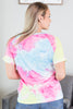 Keeping It Groovy Tie Dye Top