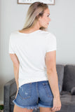 Easy Day Basic Tee - 5 Colors