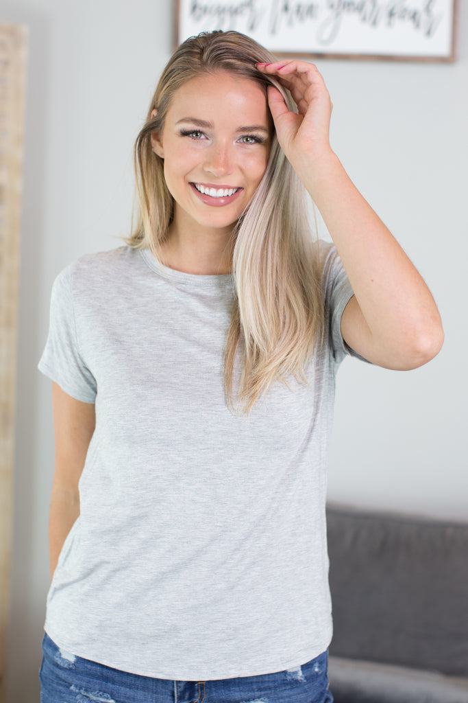 Easy Day Basic Tee