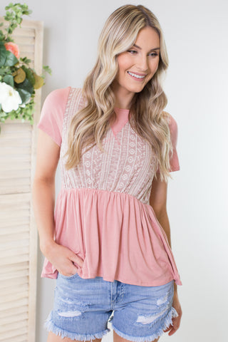 Betty Button Down Top