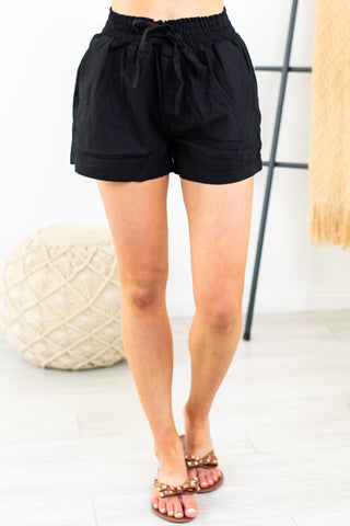 Drill Sargent Drawstring Shorts-2 Colors