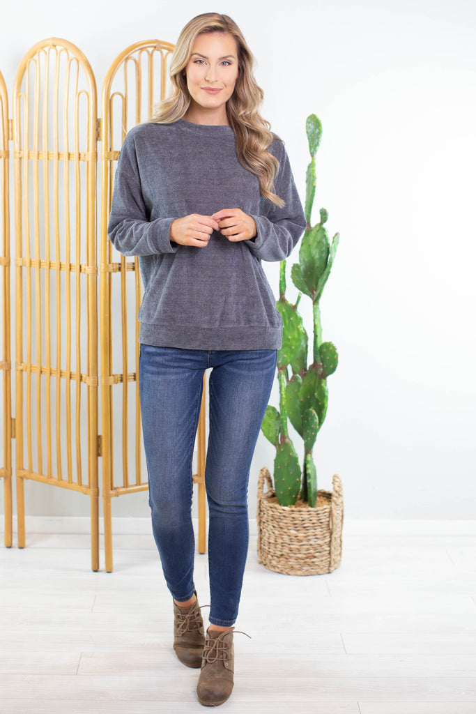 Weekend Loving Pullover