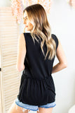Ascot Off The Shoulder Romper