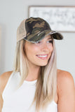 CC Elastic Back Hat - 6 Colors
