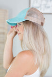 CC Elastic Back Hat