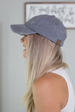 CC Ladder Pony Cap - 7 Colors