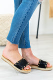 Healer Stud Sandals - 3 Colors!!