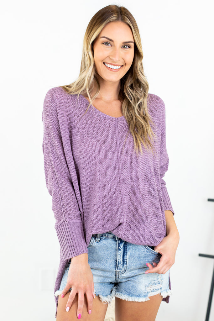 Spring Nights Sweater