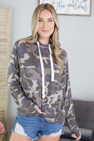 Camo Hacci Top