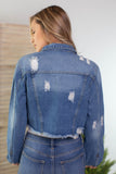 Urban Cowgirl Jean Jacket