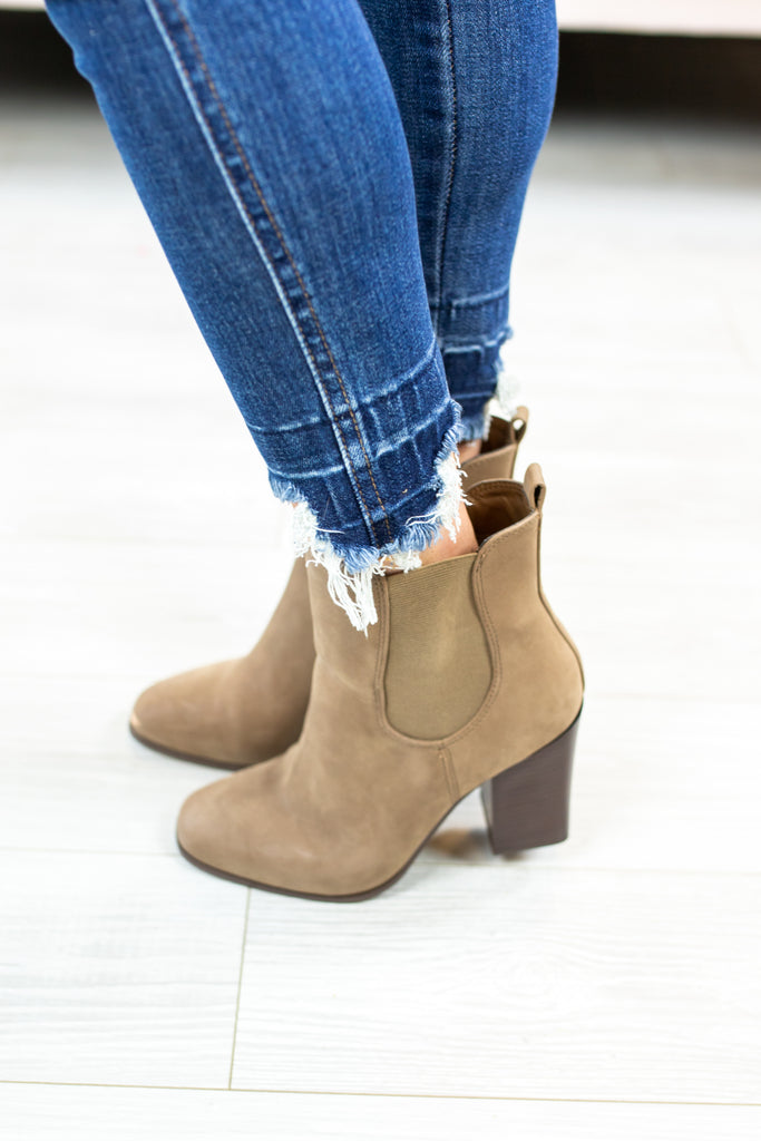 Country Fest Booties - 2 Colors