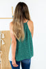 Cara Side Pleat Cami
