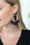 Around The World Tassel Earrings