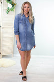 Country Living Denim Dress