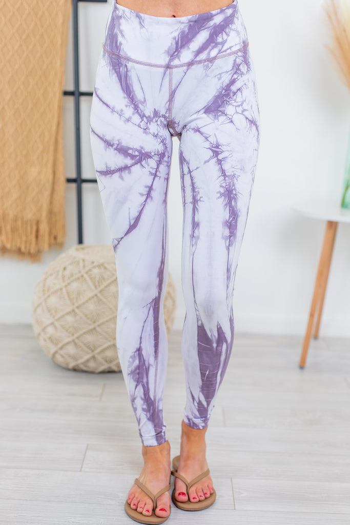 Vortex Tie Dye Leggings - 2 Colors