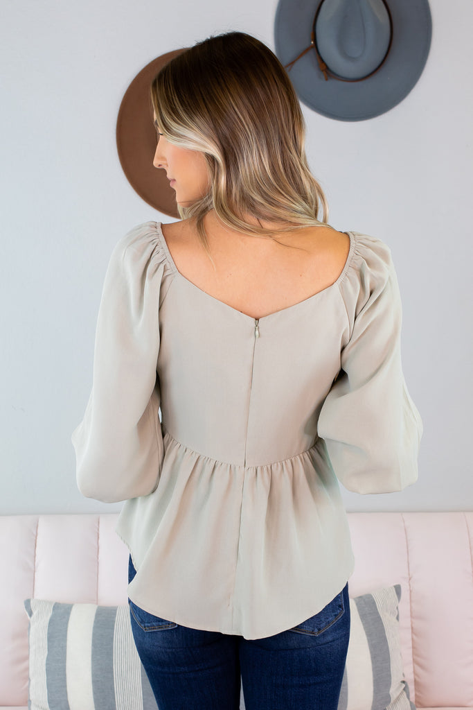 Eve Babydoll Top - New Colors