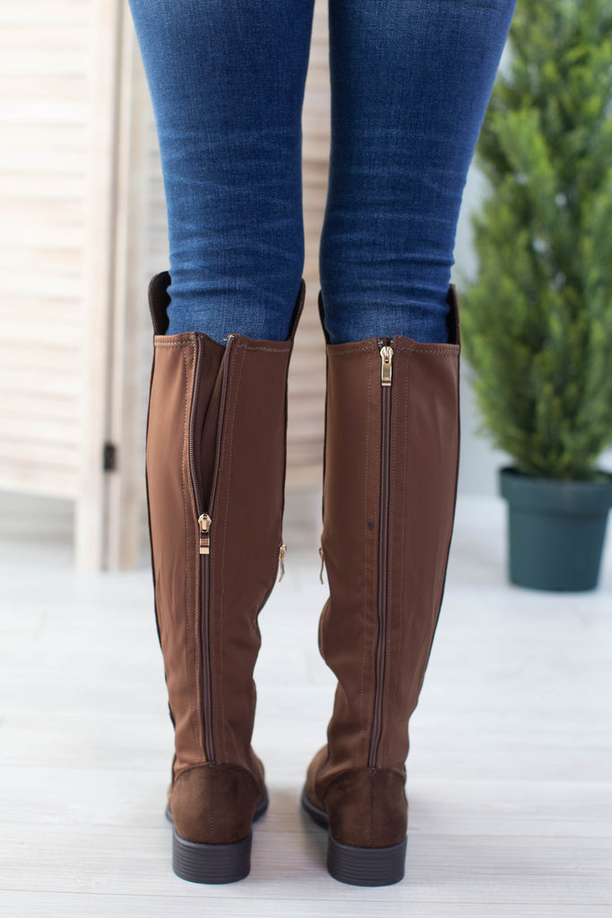Ruthie Knee High Boot