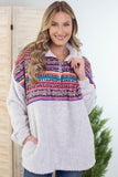 Moana Sherpa Top