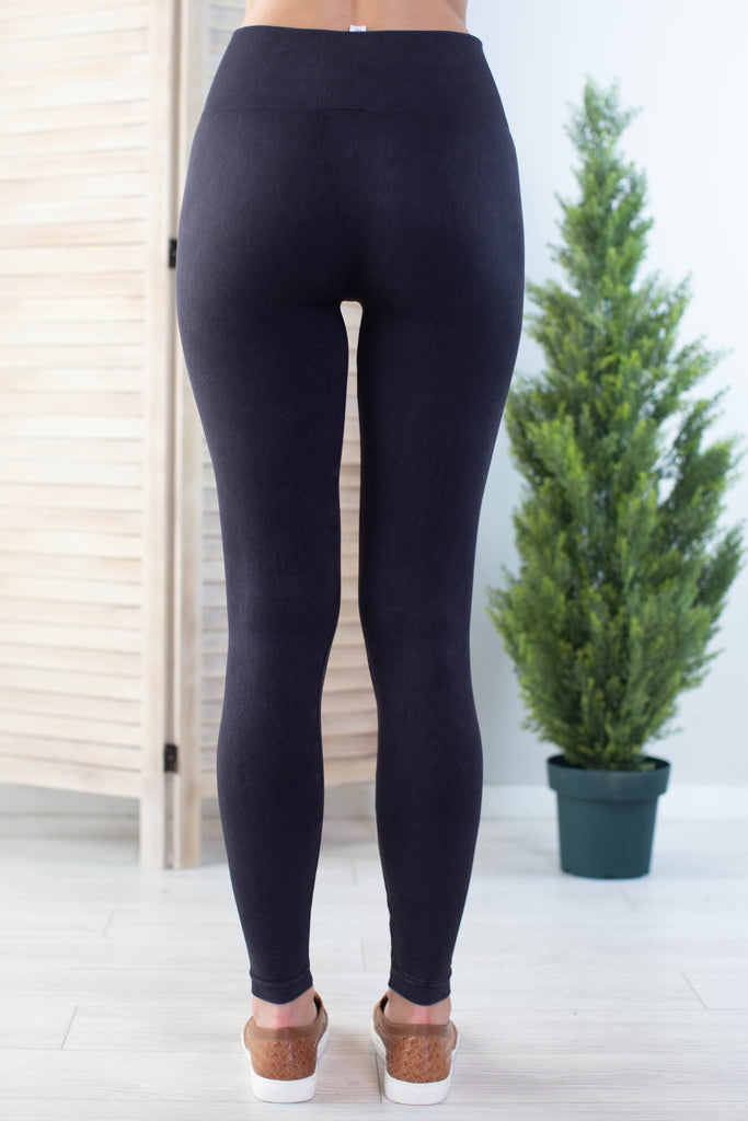 Nikibiki Basic Legging-3 colors