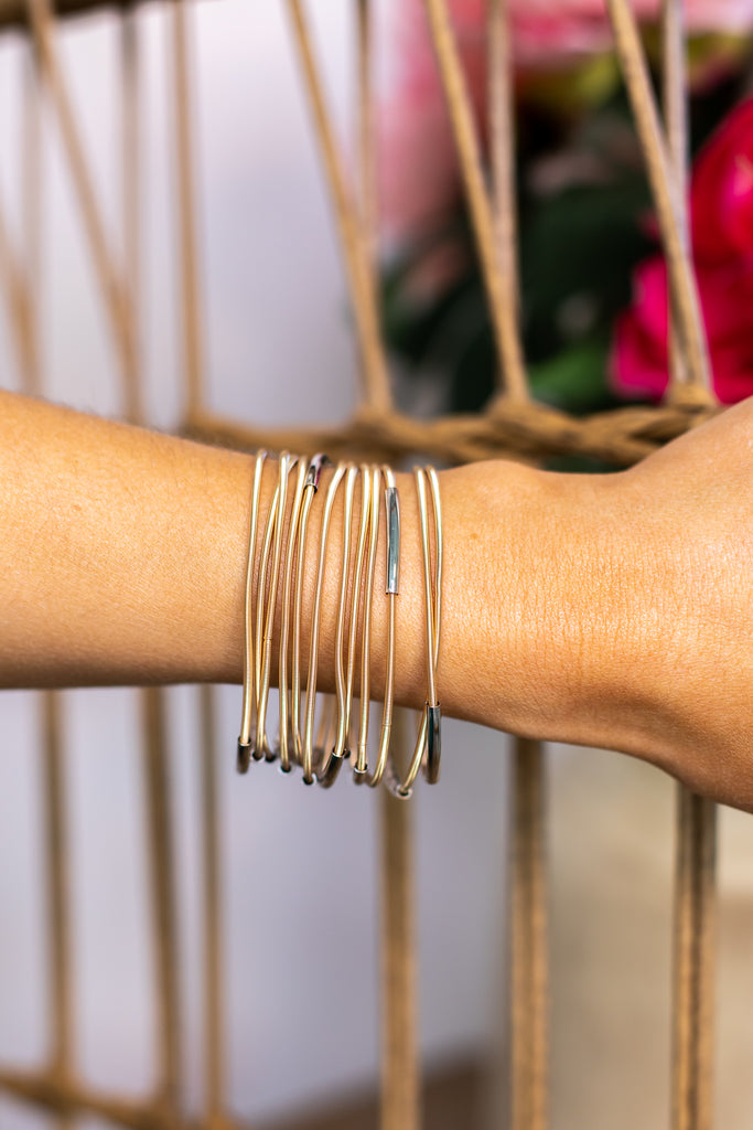 Luna Stretch Bracelet-2 Colors!!